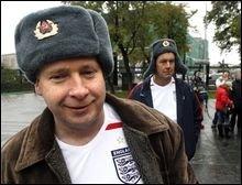 УЕФА боится непопадания англичан на Евро-2008