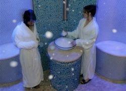 Холодные спа-процедуры Qua Arctic Ice Room – новый горячий тренд