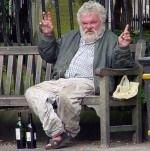 Пьющий человек имеет куда менее развитое чувство юмора, чем обычный