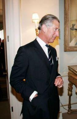 Принц Чарльз стал членом Житомирского дворянского союза