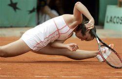"""Ради выгодных контрактов теннисисток из Женской теннисной ассоциации (WTA) \""""подкладывают\"""" под богатых спонсоров"""