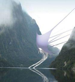 Ветряная дамба - будет построена в России (фото)