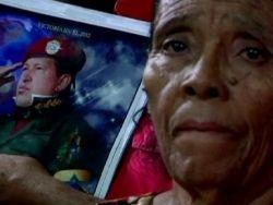 Новость на Newsland: Венесуэльцы молятся за выздоровление своего президента