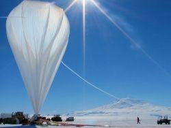 Новость на Newsland: Рождество на антарктической станции отметили полётом телескопа
