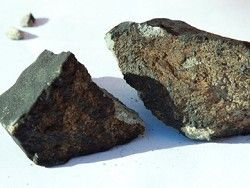 Новость на Newsland: В пустыне Сахара обнаружен марсианский метеорит