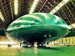 Новость на Newsland: Aeros завершает строительство дирижабля Aeroscraft
