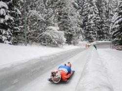 Новость на Newsland: Россиянка впервые выиграла золото ЧЕ по скелетону