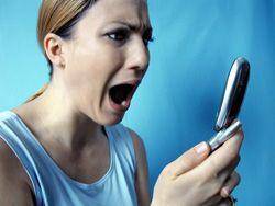 Штраф за SMS-рекламу