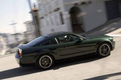 Первые фото эксклюзивного автомобиля Ford Mustang Bullitt (фото)