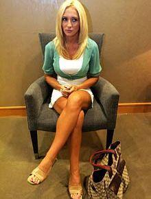 Американская студентка Кайла Эбберт, которую сняли с самолета за слишком сексуальный вид, снялась в Playboy