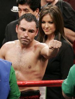 В Нью-Йорке россиянка подала в суд на американского боксера Оскара де ла Хойя