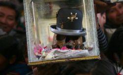 В Боливии отпраздновали День Мертвых (фото)