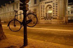 В столице Франции из-за забастовки транспортников замерла общественная жизнь
