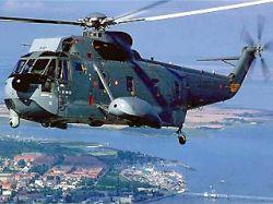 Пилот по время операции приземлил военный вертолет, что собрать маме грибов