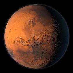 Составлен список мест для поисков жизни на Марсе