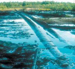 Крупнейшие разливы нефти