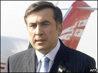 Президент Грузии Михаил Саакашвили назвал нового премьера
