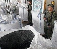 Колумбийские ВМФ конфисковали подводную лодку наркомафии