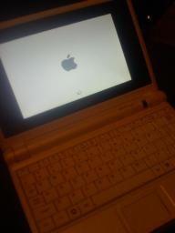 Запуск Mac OS X Leopard на ASUS Eee PC - это возможно