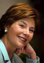 Лаура Буш призвала к бойкоту бирманских алмазов