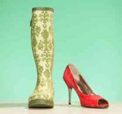 Какую обувь стоит носить зимой тем, кто работает в офисе