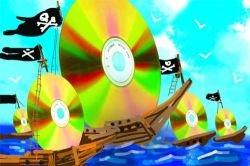 Китай уступает США по уровню пиратства