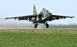 """Новый \""""цифровой\"""" штурмовик Су-25 поступает на вооружение РФ"""