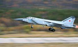 Новые уникальные способности истребителя МиГ-31