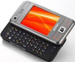Выход смартфона E-Ten Glofish M800