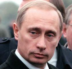 В Москве состоялись две акции против культа личности Владимира Путина