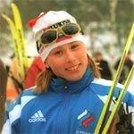 Олимпийская чемпионка Юлия Чепалова дебютировала в биатлоне