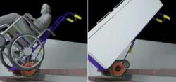 Колесо Galileo Wheel меняет гусеницы на ходу