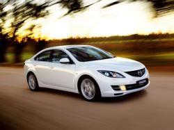 Новая Mazda6 появится в России уже в декабре