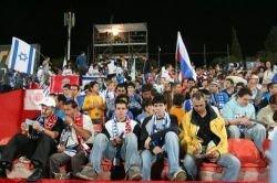 Матч Израиль Россия - 2:1 (фото)