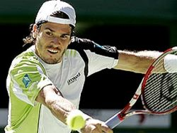 Анализ крови немецкого теннисиста Томми Хааса не обнаружил следов яда