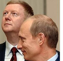 Анатолий Чубайс выходит из СПС