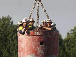В Австралии обвалилась шахта, 27 горняков спасены