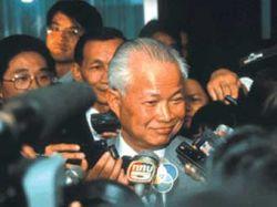 Арестован бывший глава Демократической Кампучии Кхие Самфан