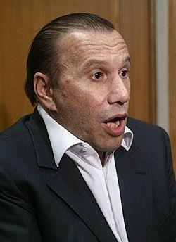 Виктор Батурин: Москва стала большой прачечной по отмыванию денег