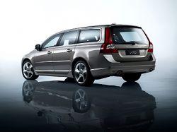 Новый универсал Volvo70: Сарай? Дворец!