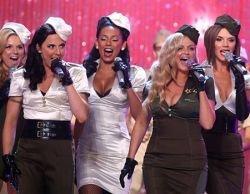 Группа Spice Girls приняла участие на шоу Victoria's Secret, прошедшем в Лос-Анджелесе (фото)