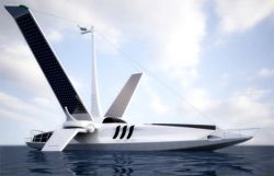 Volitan — концепт самого экологичного катера (видео)
