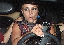 Суд запретил Бритни Спирс возить детей на машине