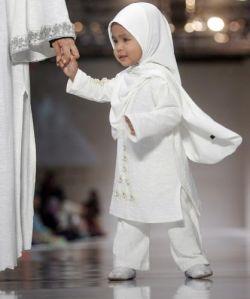 Фестиваль исламской моды в Малайзии (фото)