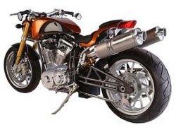 Ecosse Heretic Titanium — самый дорогой в мире мотоцикл (фото)