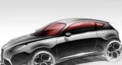 Alfa Romeo определилась с именем для нового хэтчбека: Alfa Romeo Furiosa