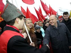 Дожили! Англичане назвали КПРФ последним оплотом демократии в России