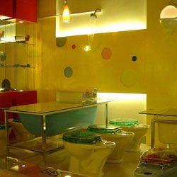 В Тайване открылась сеть тематических ресторанов, выполненных в стилистике общественной уборной