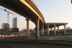 При строительстве Четвертого транспортного кольца жилые дома сноситься