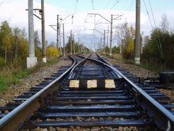 В Одесской области девятикласник украл 600 килограммов деталей железной дороги.